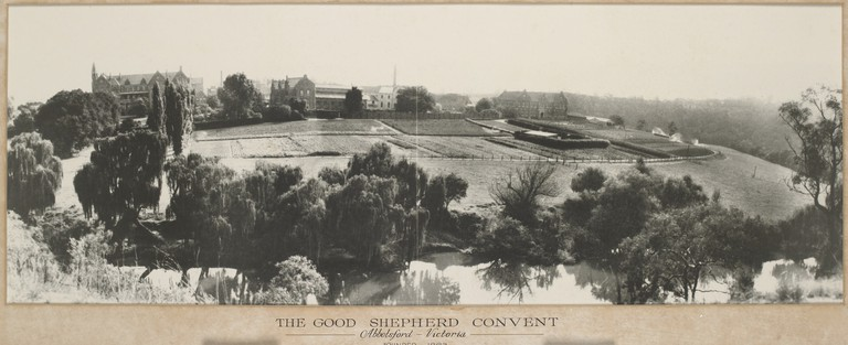 The Good Shepherd Convent Herald ca.1910 Courtesy of Abbotsford Convent