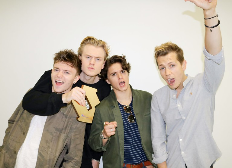 The Vamps played for Ajay Devgn's film Shivaay