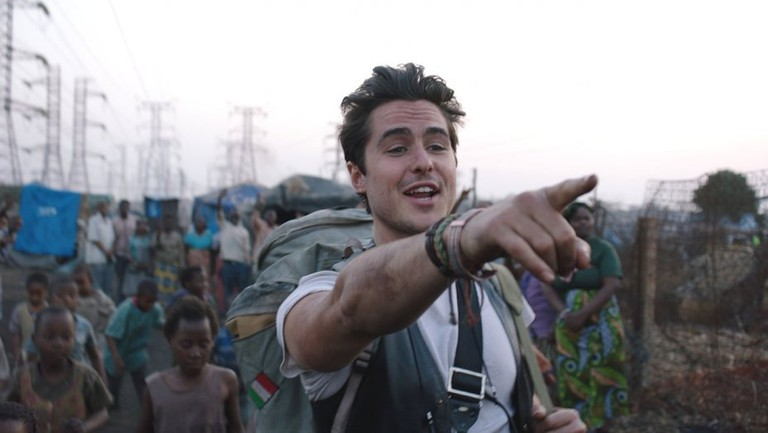 Ben Schnetzer in The Journey Is the Destination
