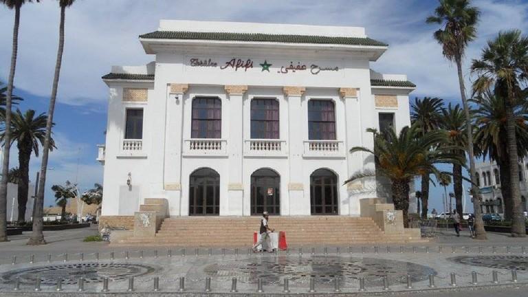 Theatre in El Jadida