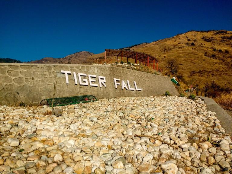 Tiger Fall