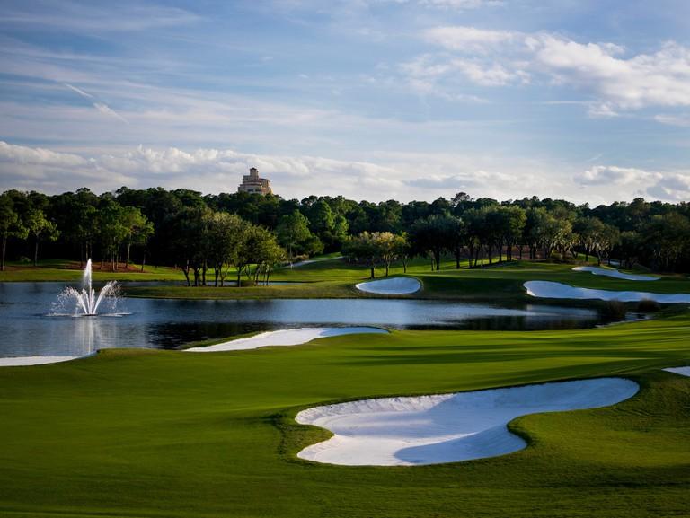 Tranquilo Golf Club at Four Season Courtesy of Four Seasons Orlando