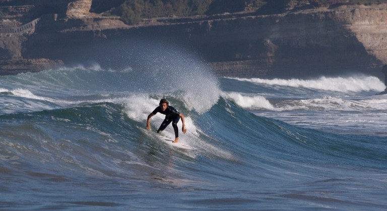 Try every surfing spot while in Biarritz|