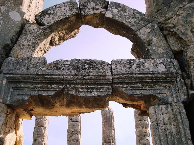 Temple of Zeus, Uzuncaburç