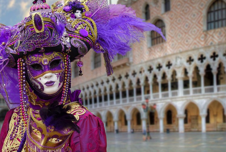 Venice's Carnevale   public domain / Pixabay