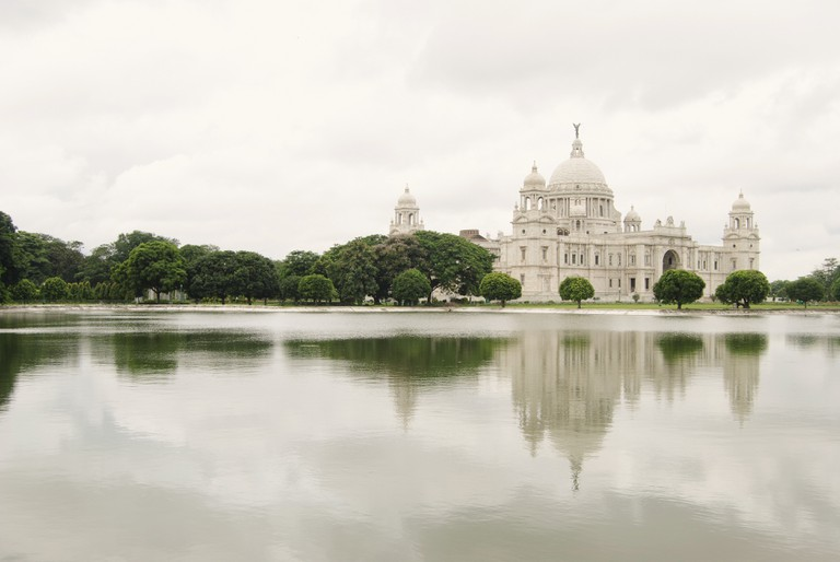 Kolkata was once the trading capital during British rule