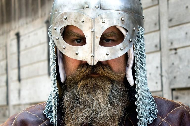 Warrior on the battlefield and in the banquet hall | ©Hans Splinter / Flickr