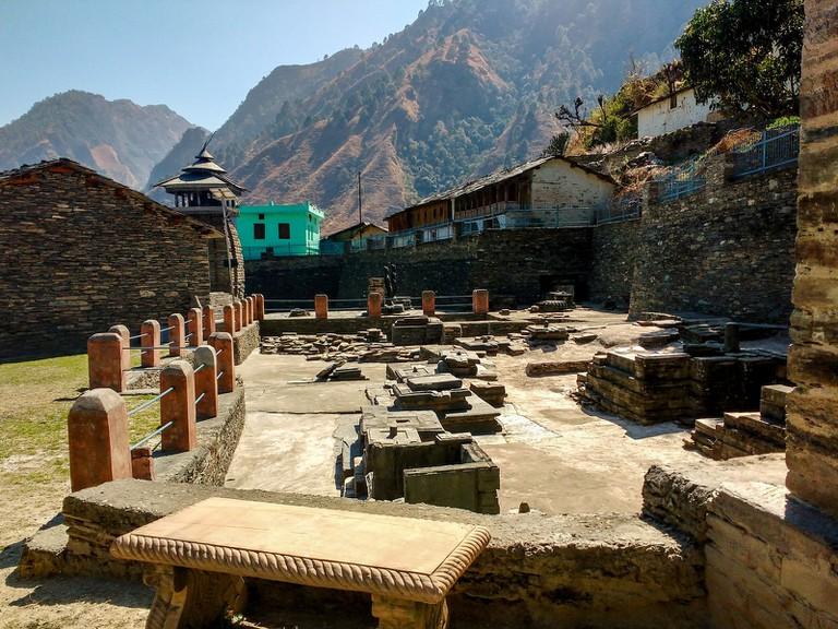 Village view in Chakrata