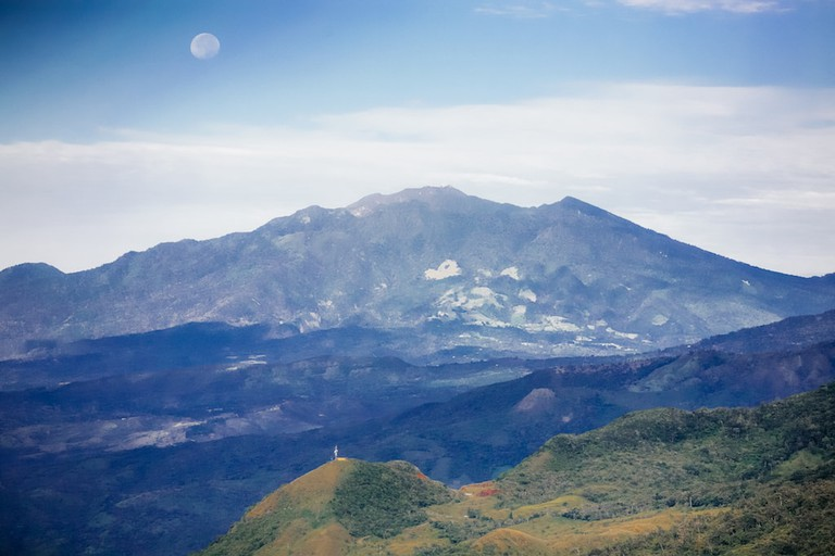 Barú Volcano, Panama I