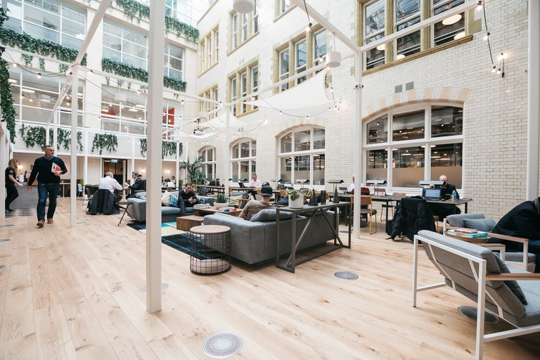 WeWork Waterhouse Square, London