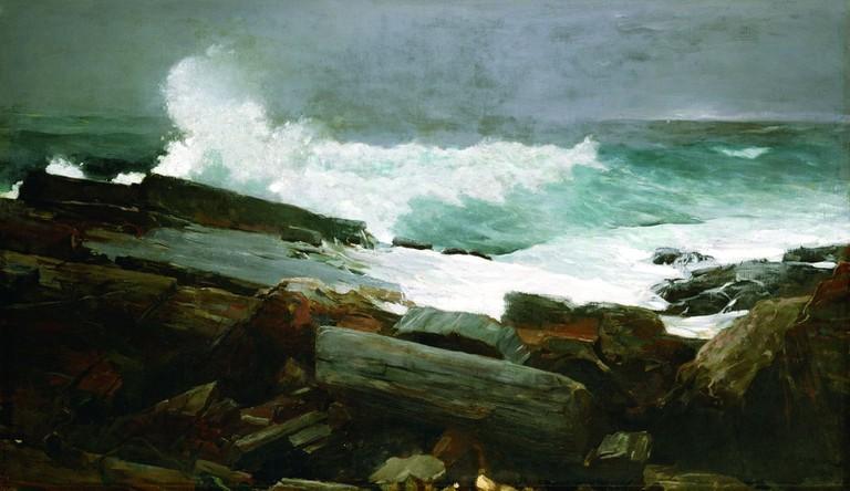 "Winslow Homer ""Weatherbeaten"""