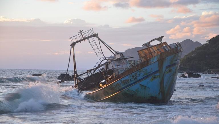 Shipwreck l Pxhere