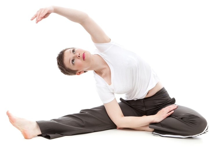 Stretch your way to health / Photo courtesy of Pexels