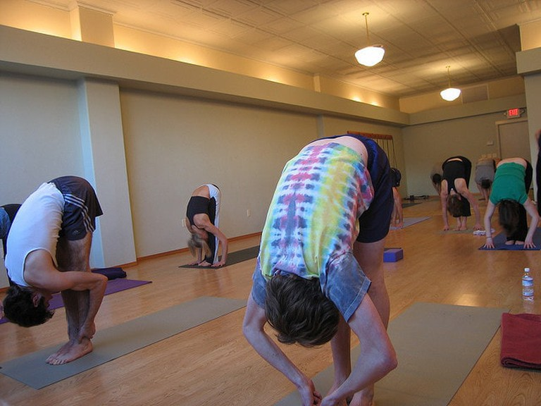 Yoga is excellent for your mind, body and soul