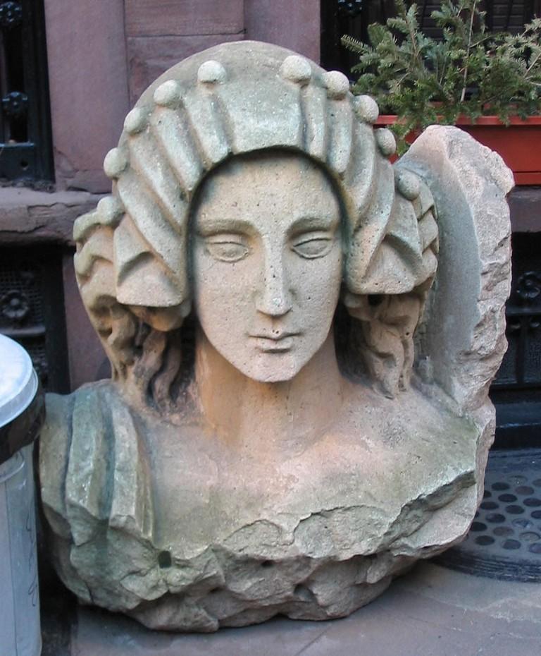 The Ziegfeld Head