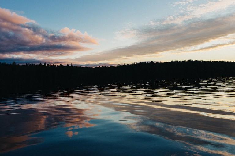 Озеро Вахваярви (Soul Camp)