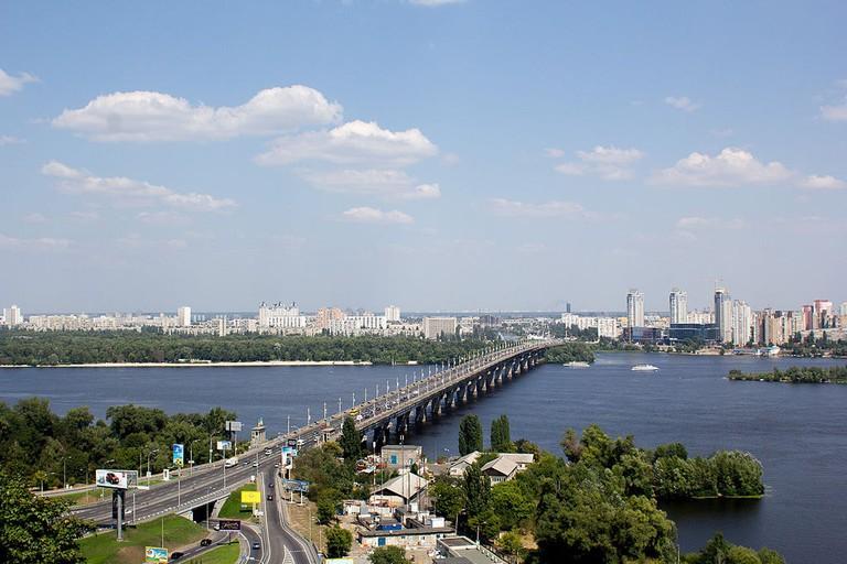 Dniprovskyi district