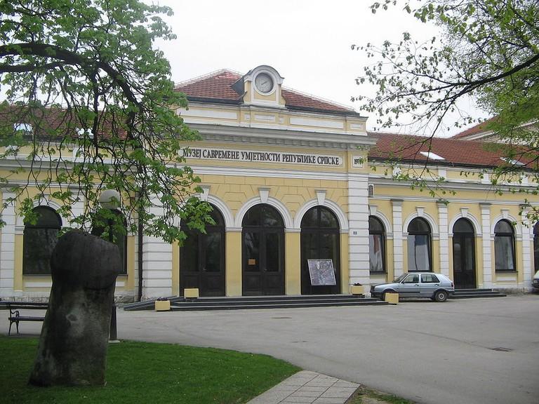 The Museum of Republika Srpska |© Rade Nagraisalović/WikiCommons