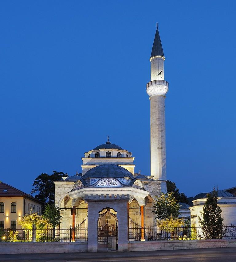 Ferhat Pasha Mosque |©Petar Milošević/WikiCommons