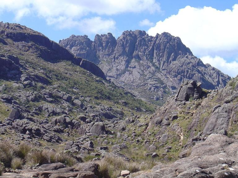 Itatiara National Park | © Alexhubner/WikiCommons