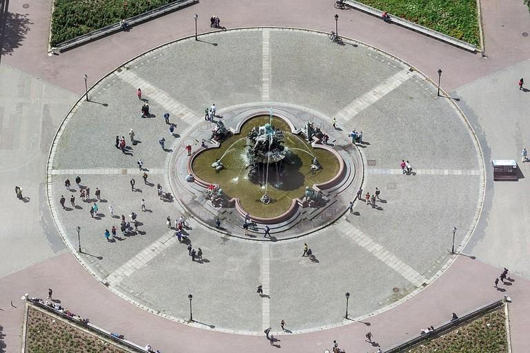 Neptunbrunnen (Berlin)