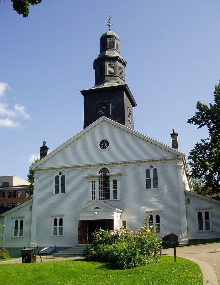 Palladian Architecture in Halifax, Nova Scotia