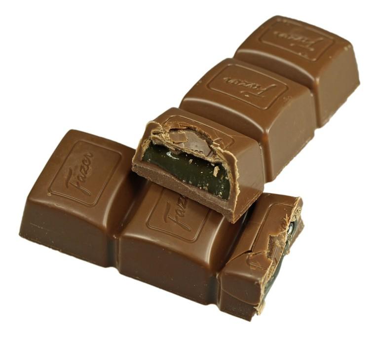 Salmiakki chocolate