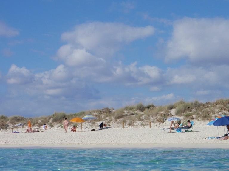 Es Trenc beach © Joe Joe