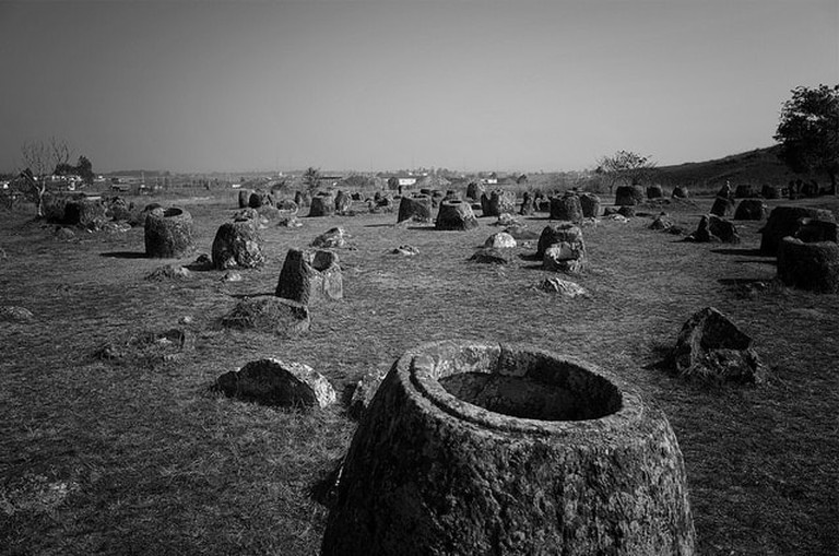 Plain of Jars | © Basil Strahm/Flickr