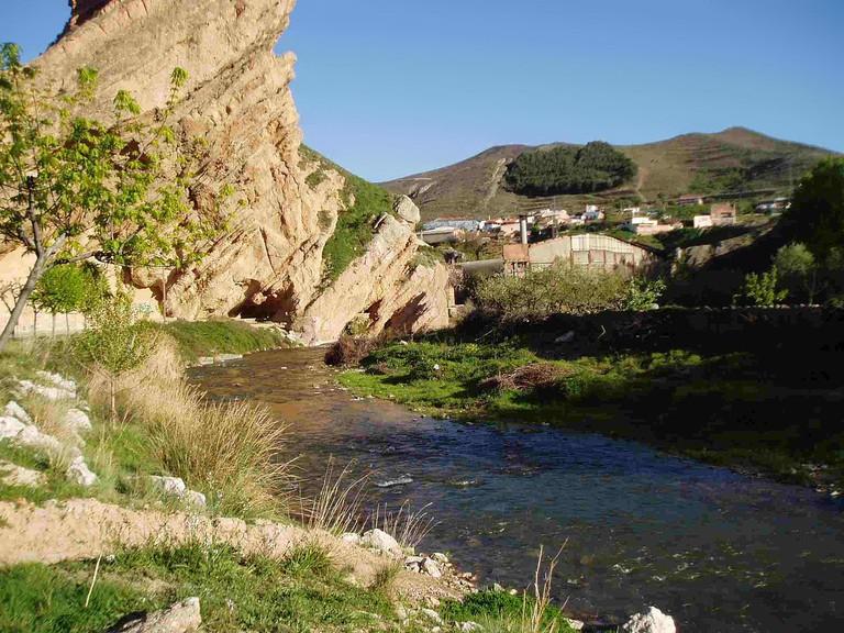 Cidacos trail, Arnedo, Spain | ©Daniel López / Wikimedia Commons