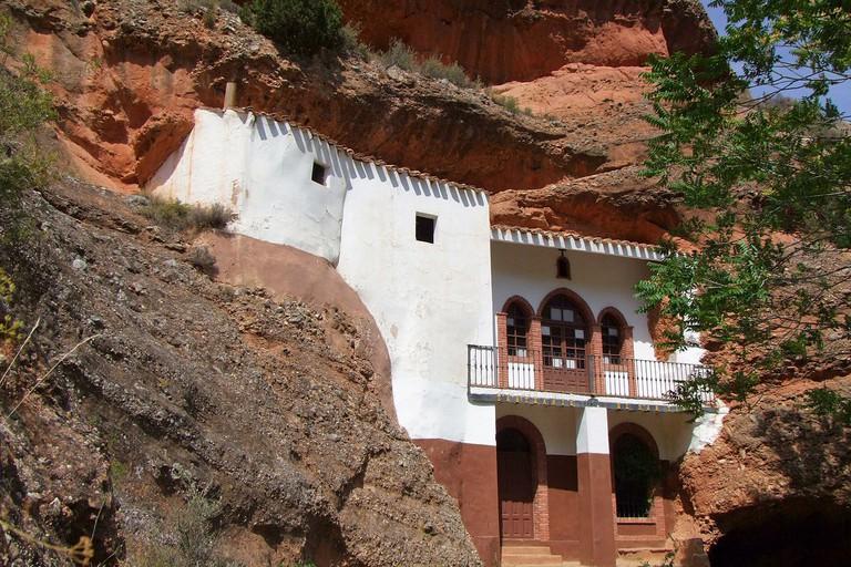 Ermita de San Tirso, Arnedillo, Spain | ©Juanma232 / Wikimedia Commons