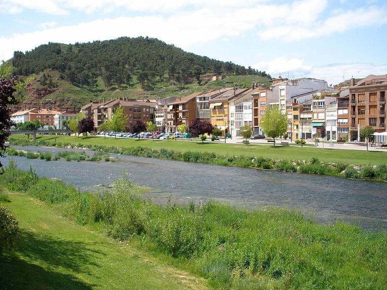 Nájera, La Rioja, Spain | ©Zarateman / Wikimedia Commons