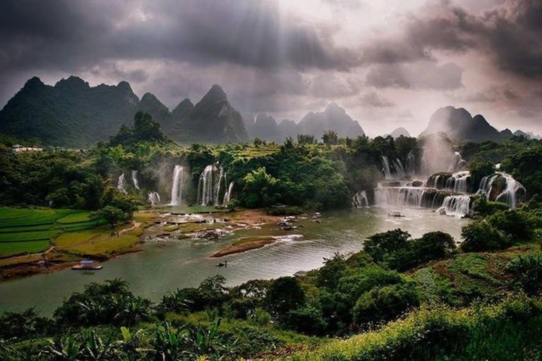 Ban Gioc – Detian Falls