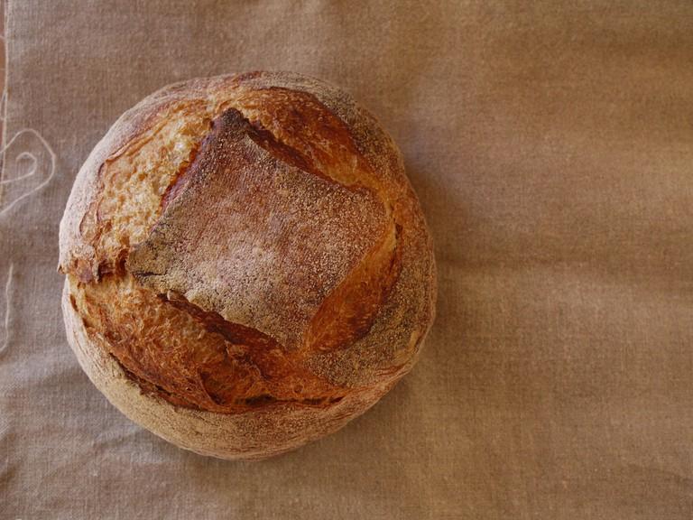 The Tartine Country Loaf © Rebecca Siegel