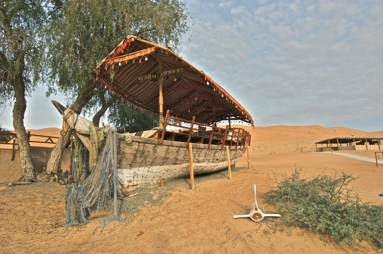 Bedouin Camping Site