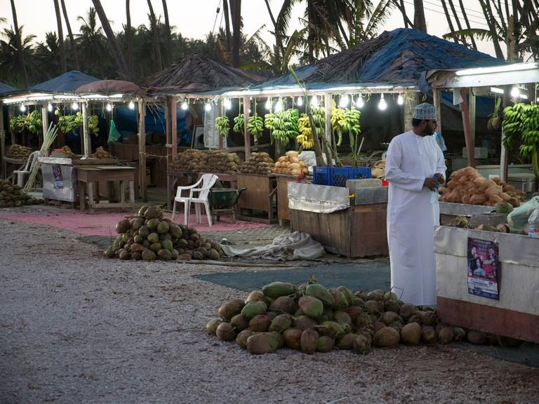 Salalah Fruit Hut