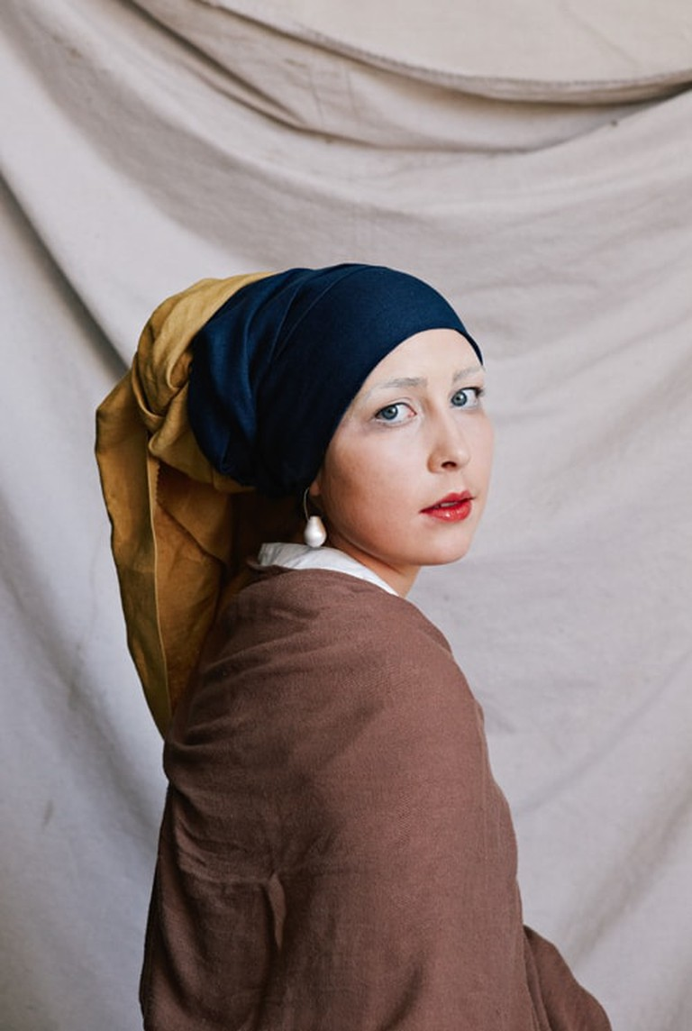 Girl with a Pearl Earring | via The House That Lars Built