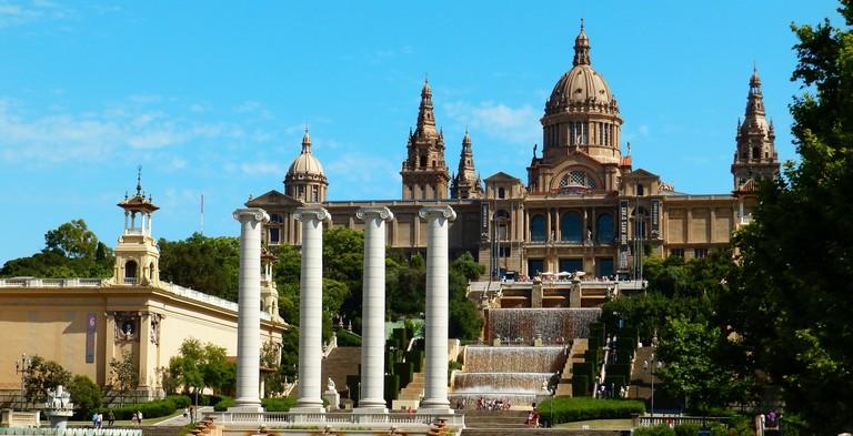 The National Palace of Catalonia © diego zingano