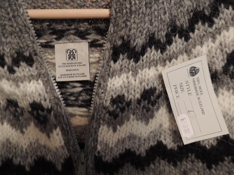 Hand knit icelandic wool sweater | © Upupa4me/Flickr