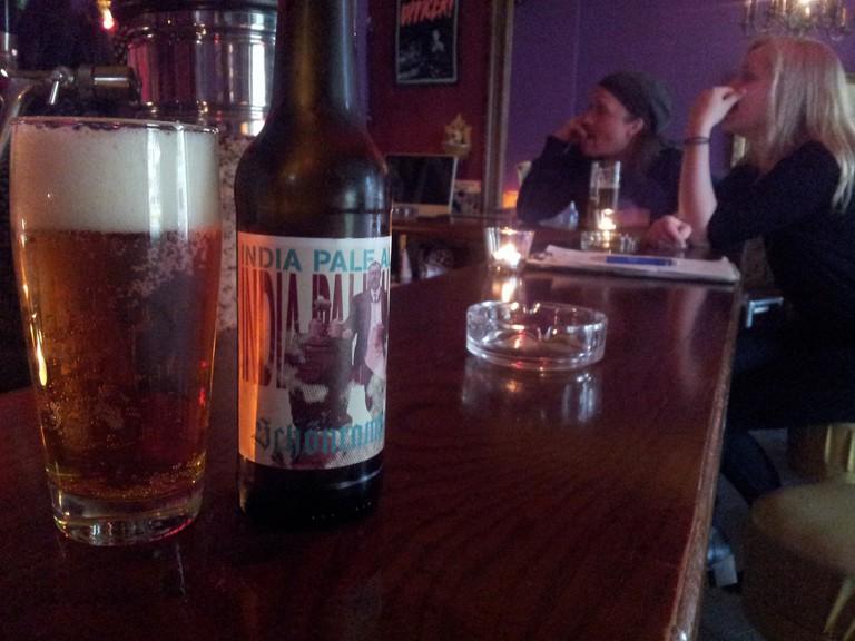 Monterey craft beer bar, Danziger Strasse, Prenzlauer Berg