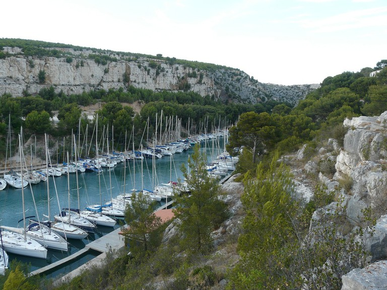 The route from Cassis to Saint Tropez takes you through lots of fishing villages