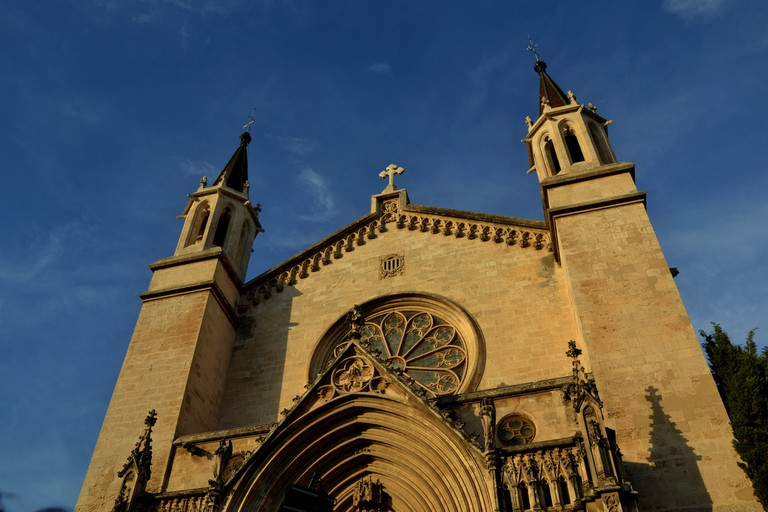 The basilica of Santa Maria © Angela Llop