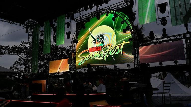 Reggae Sumfest Ι