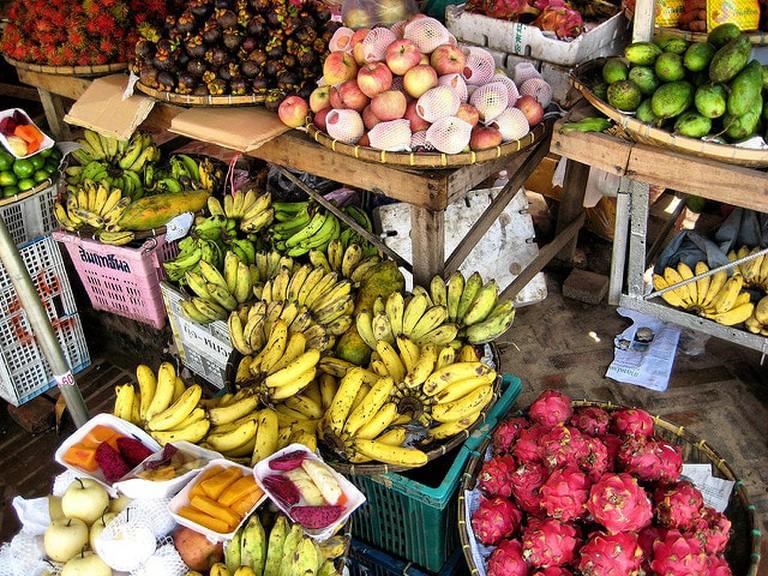 Tropical Fruits | © Francisco Anzola/Flickr
