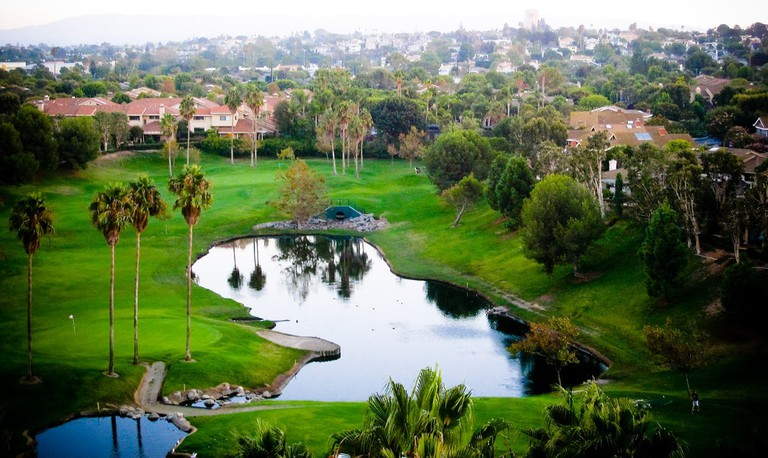 Manhattan Beach Golf Course