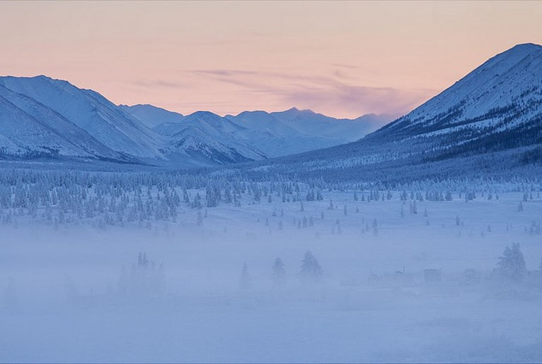 Oymyakon is the coldest permanently inhabited place on earth