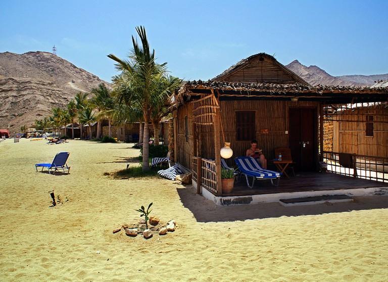 Dive Center Oman