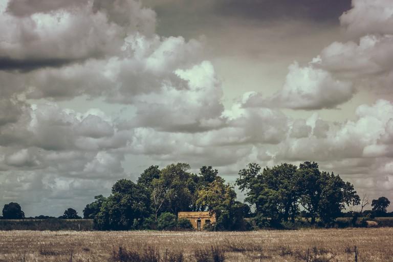An Argentine farm