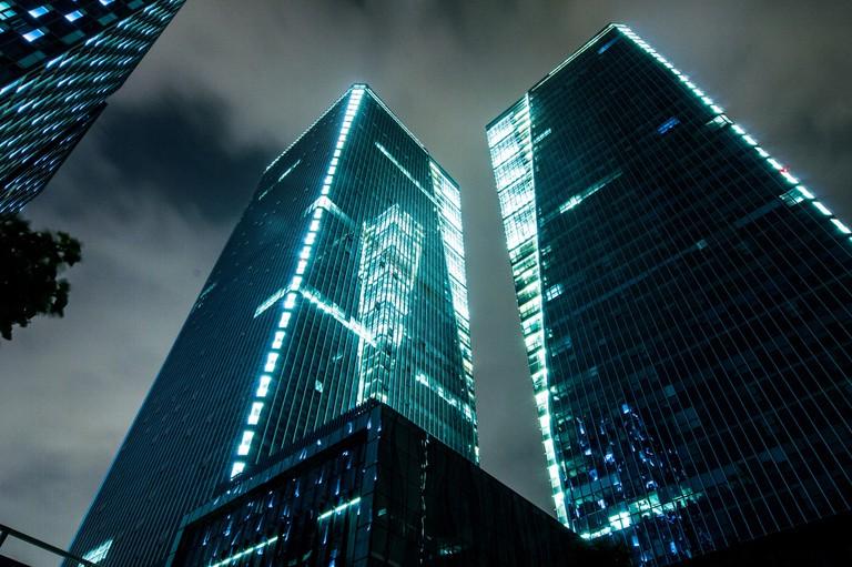 Zhengzhou at Night