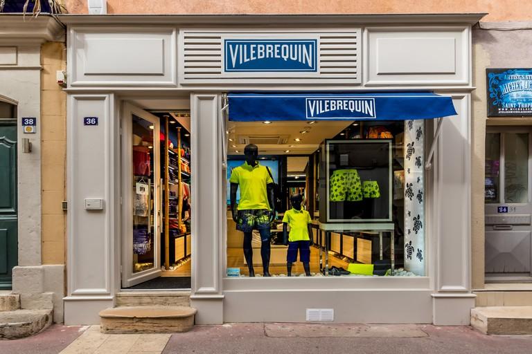 Head to Vilebrequin in St Tropez to get beach ready